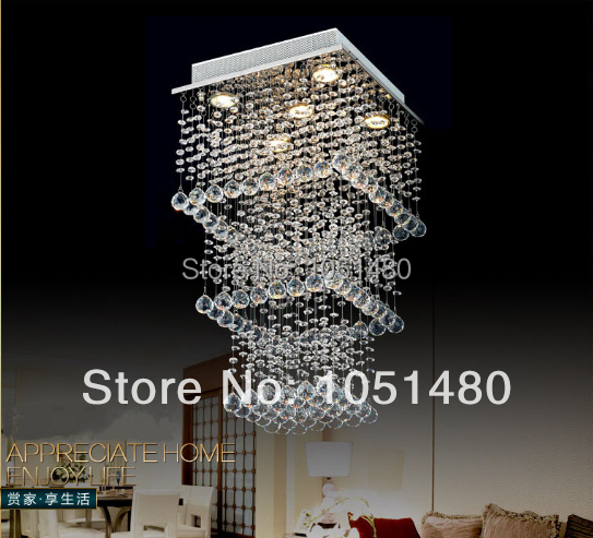 100 guaranteed modern square crystal chandelier dinning room light 100 guaranteed modern square crystal chandelier dinning room light fixutres in chandeliers from lights lighting on aliexpress alibaba group aloadofball Images