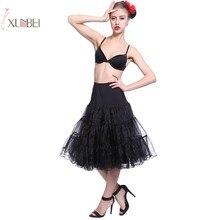 Jupon Mariage Wedding Bridal Petticoat Crinoline Short Skirt Rockabilly Tutu Underskirt sottogonna Accessories