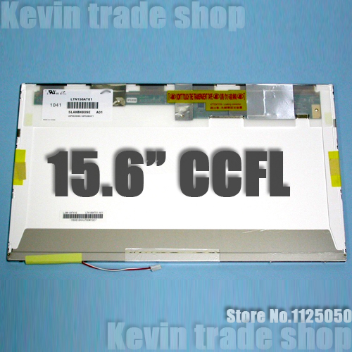 Prix pour Livraison gratuite original ltn156at01 b156xw01 tla1 claa156wa01a lp156wh1 n156b1-l0b n156b3-l02 pour hp cq60 ordinateur portable lcd écran matrice