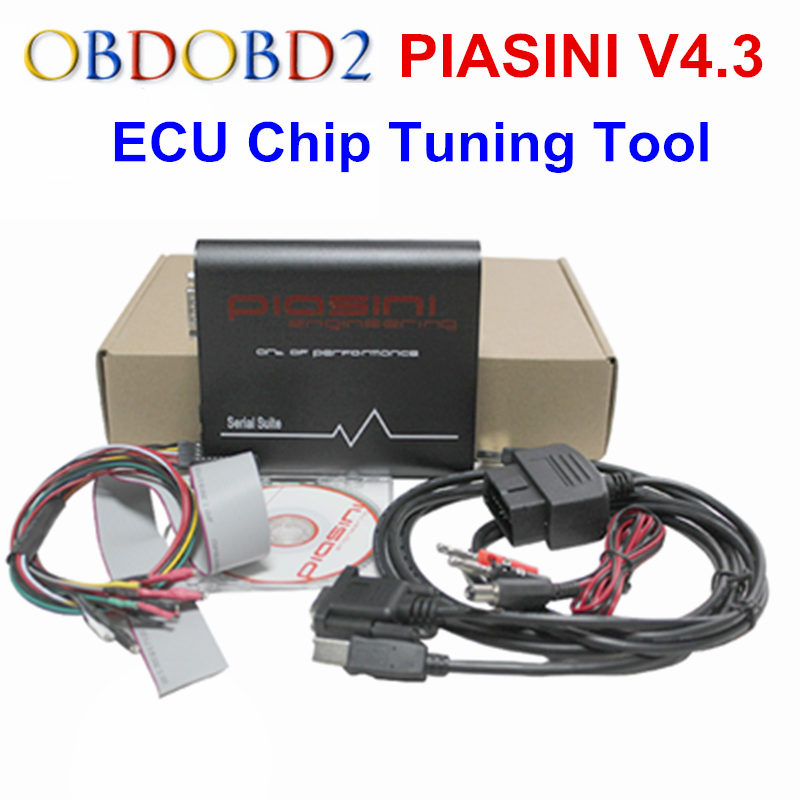 PIASINI Full Kit Serial Suite Engineering V4.3 Master Version PIASINI ECU Programmer JTAG BDM K-line L-line RS232 2016 newest ktag v2 11 k tag ecu programming tool master version v2 11ktag k tag ecu chip tunning dhl free shipping