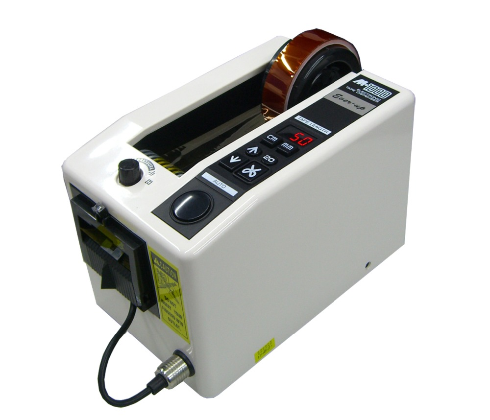 Automatic  electrical tape dispenser M1000/M1000S to cutting the tpae Automatic  electrical tape dispenser M1000/M1000S to cutting the tpae