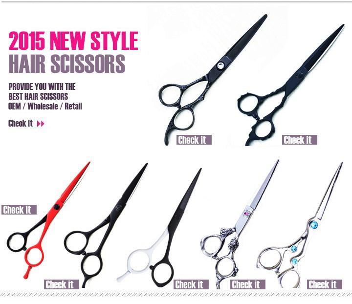 locroyal new hair scissors