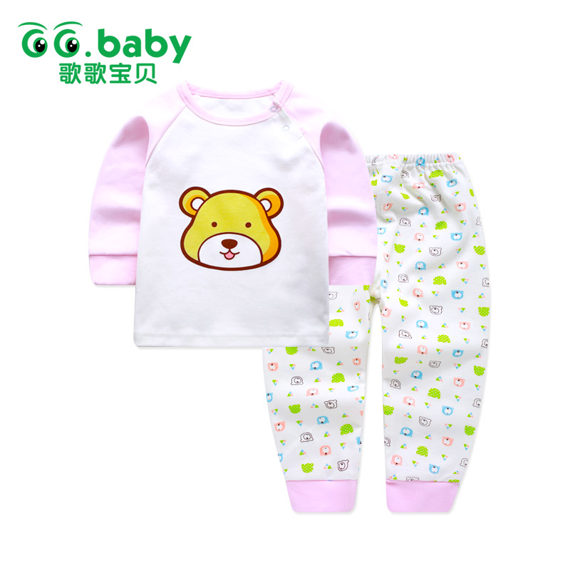 Spring 2pcs/set Baby Outfit Pajamas Long Sleeve Boy Clothing Sets Chicken Newborn Baby Boys Suit Infant Girl Clothes Set Costume kids boys clothes girls clothing sets toddler pajamas suit owl long sleeve spring 2pcs set baby girl outfit baby pajamas costume