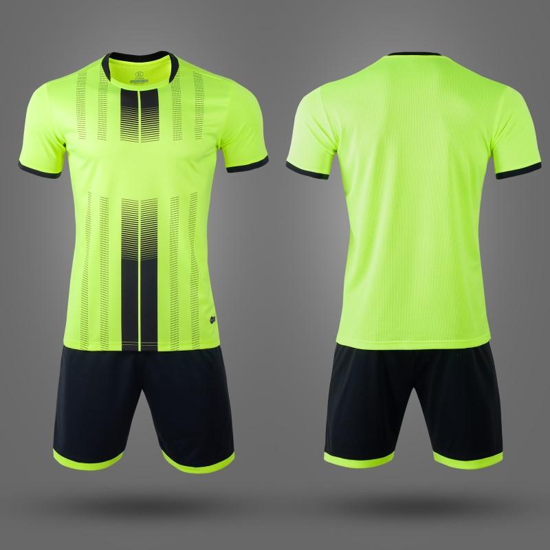 28749668a6f Survetement Football 2019 New Men Kids Soccer Jerseys Set Boys Women  Football Training Uniforms Team Football