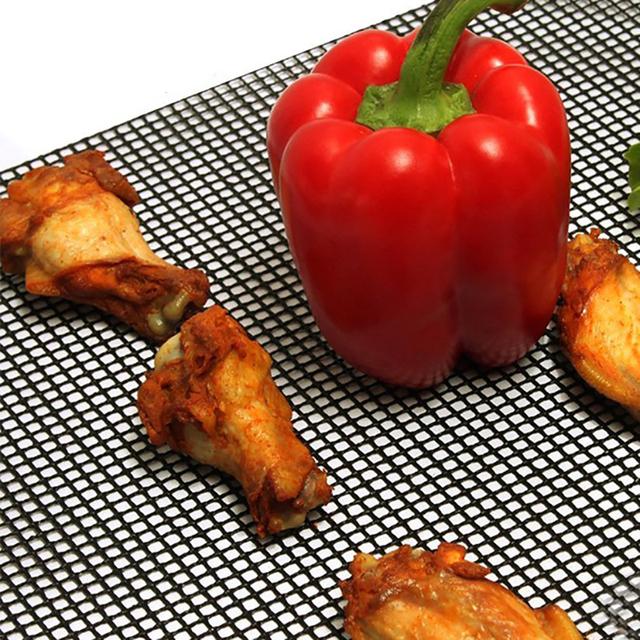 Malla Antiadherente para el Grill