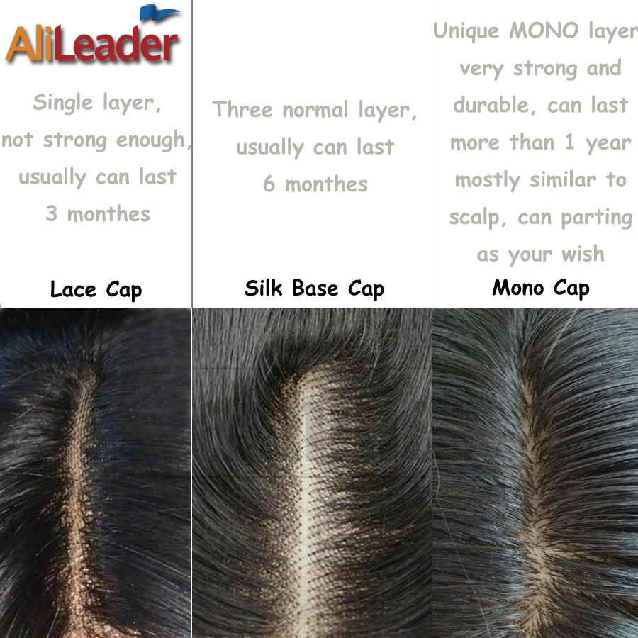 Wykonane w korei L/M/S (monofilamentem) o czepek na perukę do wyrobu peruk regulowany Nylon czapka z peruką siatka do włosów 1PC Silk górna peruka czapka Bonnet Perruque
