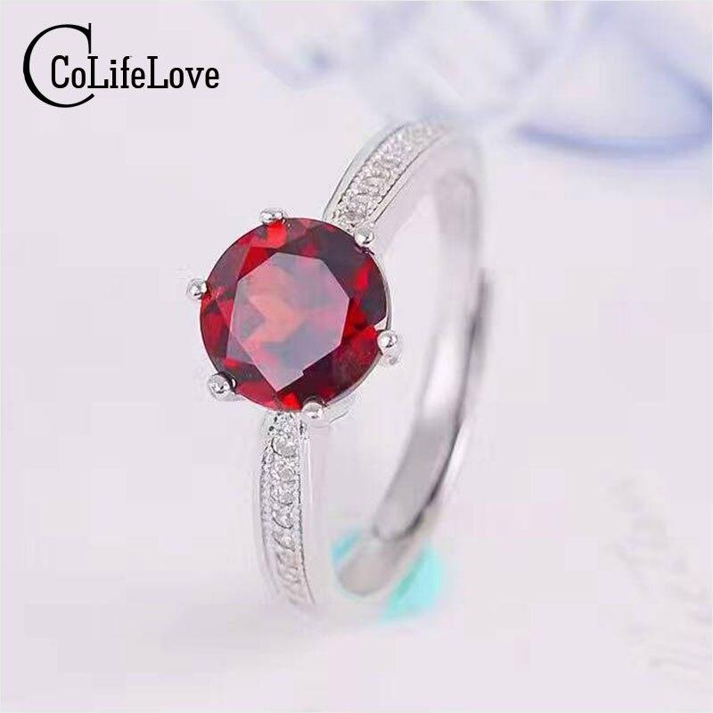 Jewelry Adviser Rings 14k 6x4mm Oval Citrine Checker ring
