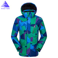 Winter Ski Suits Men Professional Skiing Jackets Waterproof Warm Outdoor Snow Clothes Snow Pants Men Skiing Snowboarding Suits