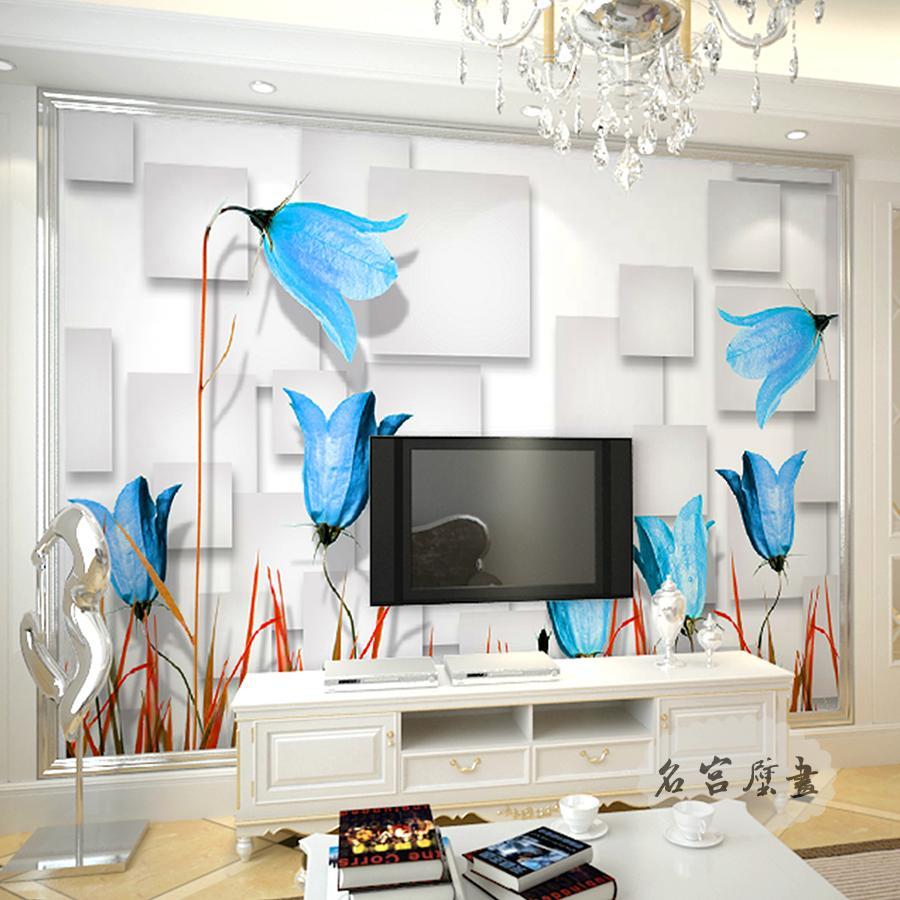 Online kopen Wholesale Orchidee behang uit China Orchidee behang ...