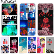 MaiYaCa NCT להקות רך TPU דפוס טלפון Case חזרה כיסוי Coque עבור Samsung S9 S9 בתוספת S5 S6 S6edge S6plus s7 S7edge S8 S8plus(China)