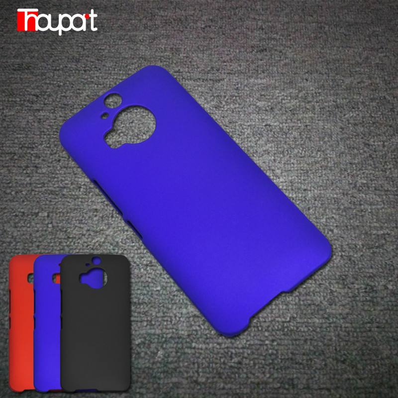 M9 Frosted Anti fingerprint Coating font b Phone b font Cases For HTC One M9 Plus