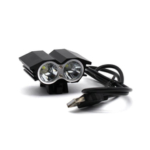 luces led bicicleta USB 5000lm XM-L T6 L2 LED Bycycle Light Head Lamp Bike Headlight Mountain Road Torch