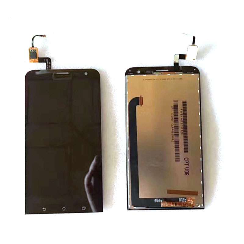 R&U lcd screen display with touch screen digitizer assembly For 6 ASUS Zenfone 2 Laser ZE600KL Z00MD