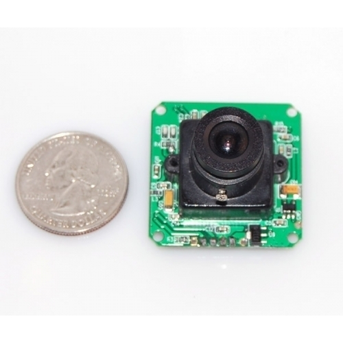 LS JPEG Color Camera Serial UART Interface (TTL Level) LS-Y201-TTL