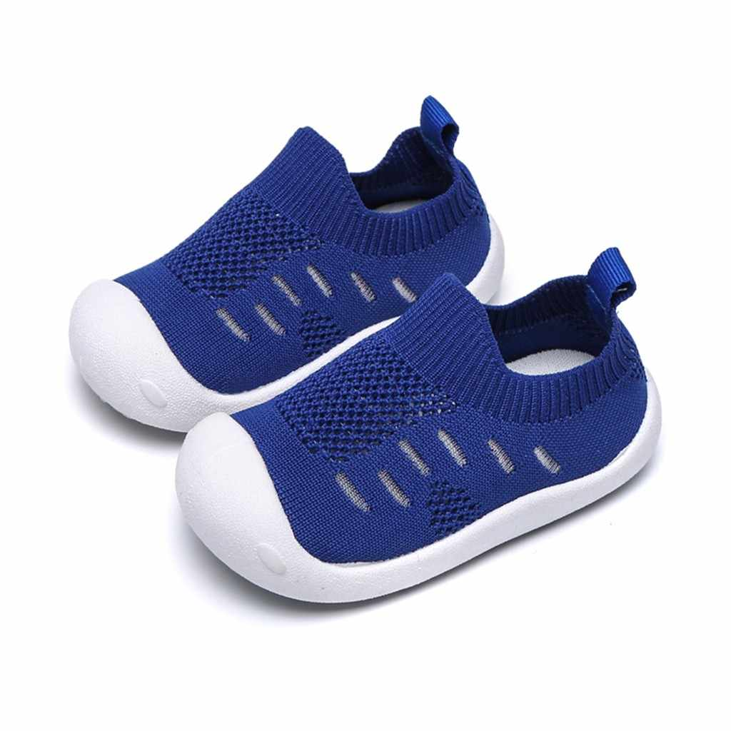 Toddler Infant Kids Baby Girls Boys Candy Color Mesh Sport Running Casual shoes for boys sneakers chaussure garcon enfant#A20