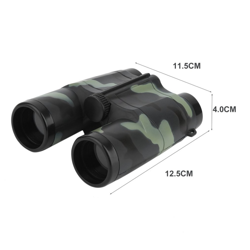 Image 4 - free shipping Children Kids Mini Portable Folding Binoculars Telescope Camouflage toy New HOT-in Monocular/Binoculars from Sports & Entertainment