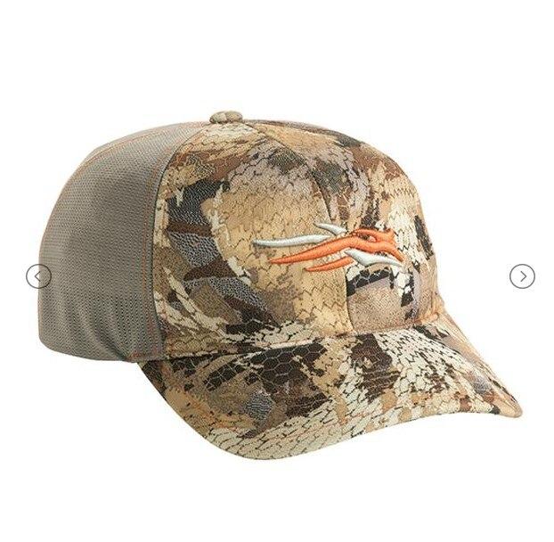 Prix pour 2017 Nouveau Sitka Camouflage Hommes Baseball Cap Étanche Respirant Homme Randonnée En Plein Air Cap One Size Gorro Masculinoca Stretch Chapeau