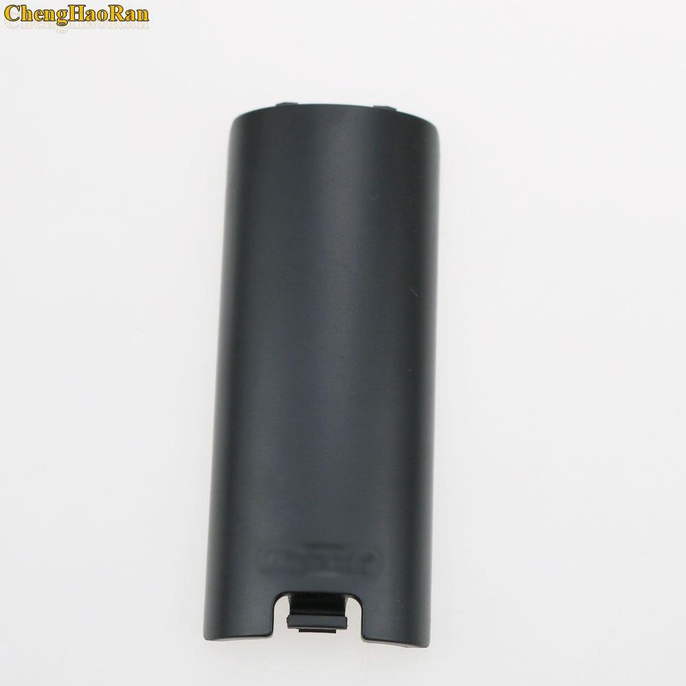 Image 3 - 10 шт. беспроводной игровой контроллер батарея задняя крышка для геймпад для Nintendo Wii Пульт дистанционного управления геймпад аккумуляторная батарея Чехлы для мангала-in Сменные детали и аксессуары from Бытовая электроника