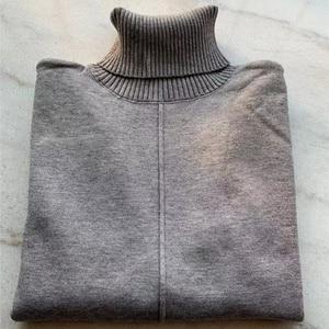 Image 5 - Herfst Winter Gebreide Trainingspak Coltrui Sweatshirts Mode Vrouwen Pak Kleding 2 Delige Set Gebreide Broek Vrouwelijke Sporting Suit