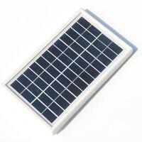 3 w 12 v solar cell modulo solare policristallino diy solar panel system per 9 V Caricabatteria + DC 5521 Cavo 3 M Spedizione Gratuita