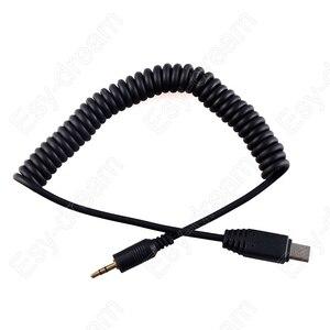 Image 4 - Temporizador Controle Remoto cabo de Obturação Cabo Para Sony A68 A58 A7 NEX3N A3000 A5100 A6000 A6300 HX400 RX10 RX100II RX100iii