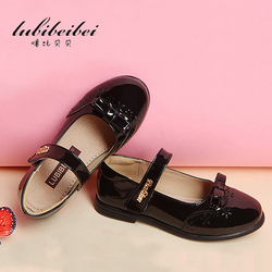 Children girls princess shoes kids girl leather shoes girls dress students shoes models bowknot princess shoes.jpg 250x250