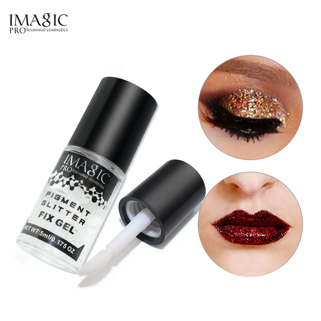 IMAGIC Makeup Eyeshadow Loose Pigment Shadows Eye Mineral Powder Metallic discoloration Loose Glitter Eyeshadow Color Makeup 4