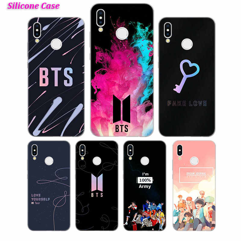 online store b43ae 48c44 Detail Feedback Questions about Silicone Phone Case BTS Yourself My ...