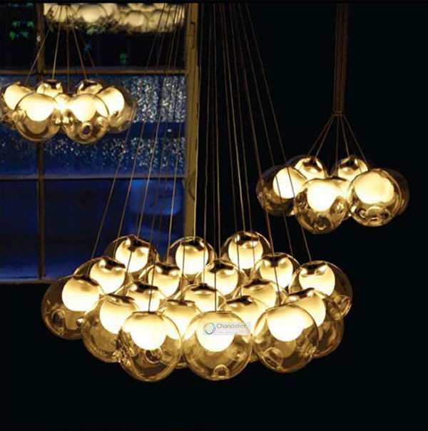 19 Cluster Halogen Bulbs Fit Ac110 240v Bocci 19 Heads