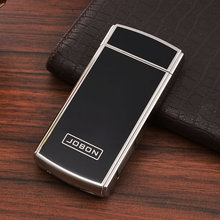 Thunder Metal Cigar Lighter Battery Display Screen Pulsed Arc Electronic USB Cigarette