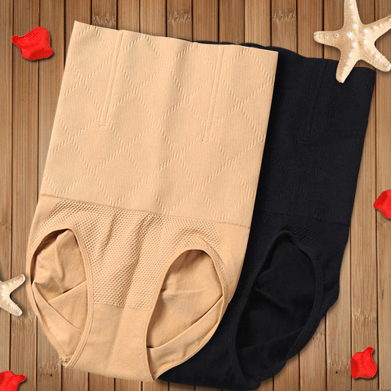 High Waist Seamless Shaping Abdomen Women's Tights Underwear Women Postpartum Repair Body Shaping Hips