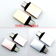 5pcs/lot USB 3.0 Type-C OTG Cable Adapter Type C USB-C OTG Converter for  Mouse Keyboard USB DIsk Flash Connector 50 pieces lot 42mm ngff m2 2 lane ssd to usb 3 1 type c usb c external pcba adapter card flash disk type black