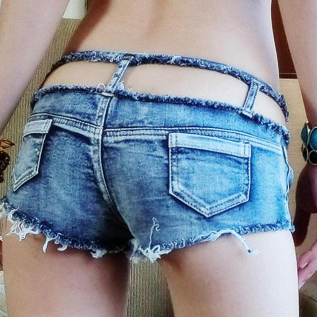 Women Shorts New Summer Vintage Mini Denim Shorts Women 2016 Sexy Worn-out Jean Hotpants With Hole Fashion Denim Shorts Women