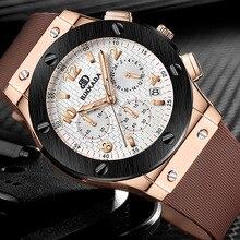 Relogio Masculino Casual Watch Men Military Quartz Watch Chronograph Mens Watches Top Brand Luxury Silicone Sport Wristwatch