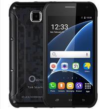 5,0 zoll oeina tank s6 android 5.1 wasserdicht stoßfest explosionsgeschützte smartphone quad core 3g 8 gb + 512 mb ram handy