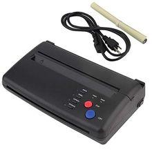 цена на Tattoo Transfer Machine Printer Drawing Thermal Stencil Maker Copier for Tattoo Transfer Paper Supply permanet makeup machine