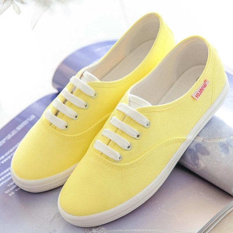 1 Nouveau Dentelle 2018 2 Toile Écolière Mode Blanc Plat Été Frais Chaussures Casual aUUHx5wPqI