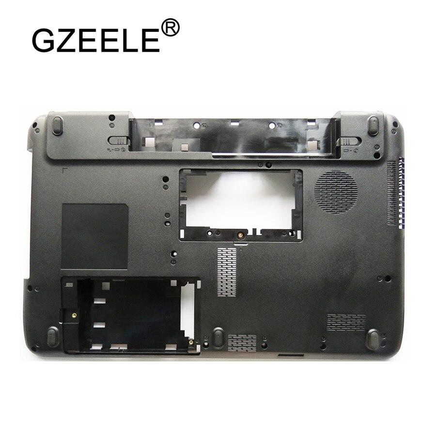 GZEELE Nouvel Ordinateur Portable Base Inférieure Cas inférieure Assemblée de Couverture Pour Toshiba Satellite C650 C655 C655D Sans HDMI 15.6 B0452105I100