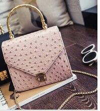 Mode frauen kleine handtasche lässig schulter messenger kleine tasche weiblichen handtasche g-989h