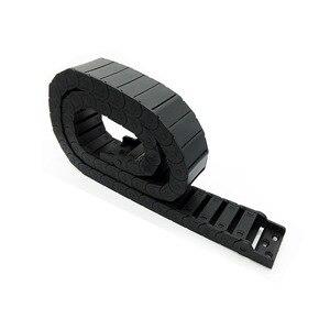 JFLO 15x50, 1 метр, полузакрытый, внутренний, пластиковый, для кабеля, провода, переноски, цепи с соединениями, бесплатная доставка