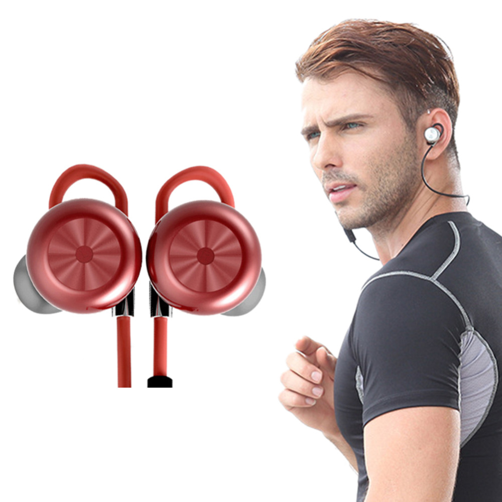 Wireless Bluetooth Earphone Sport Magnetic headset Earphones For Mobile Phone For XIAOMI/i-Phone etc. Smart Phone Computer 3800 lumens cree xm l t6 5 modes led tactical flashlight torch waterproof lamp torch hunting flash light lantern for camping z93