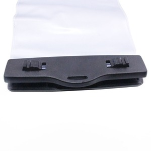 Image 4 - 2 قطعة Abbree جودة عالية للماء حقيبة حالة ل Baofeng BF 888S UV 5R UV 82 TYT Wouxun موتورولا اسلكية تخاطب اتجاهين راديو