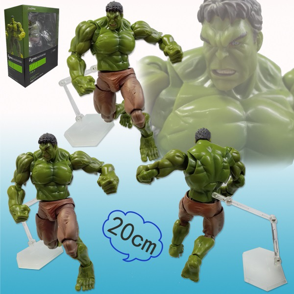 NEW hot 20cm avengers Super hero hulk movable action figure toys Christmas gift doll with box new hot 20cm hyperdimension neptunia purple heart action figure toys collection doll christmas gift with box
