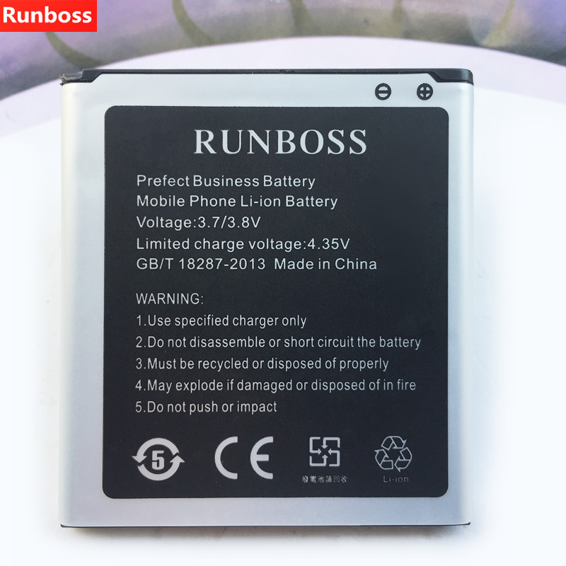 2000mAh EB-BG360BBE EB-BG360CBC <font><b>Battery</b></font> For <font><b>Samsung</b></font> Core Prime <font><b>G361</b></font> G3608 G3606 G3609/J2 Win 2 Duos TV G360BT image