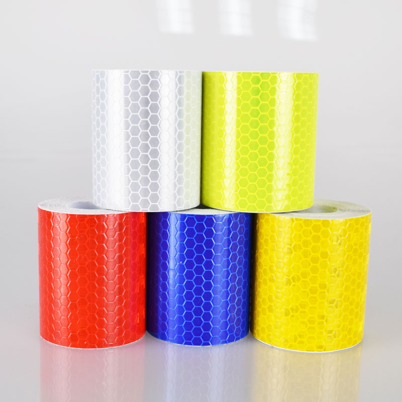 Auto 5cm*300cm DIY Reflective Tape Strips Car-Styling For Automobiles Safety Material Car Truck Motorcycle Cycling Car Styling