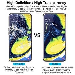 """Image 5 - Vetro temperato Per Samsung Galaxy Protezione Dello Schermo di Samsung A80 2019 A805F A80 A805 SM A805F GalaxyA80 UN 80 Velo di Vetro 6.7"""""""
