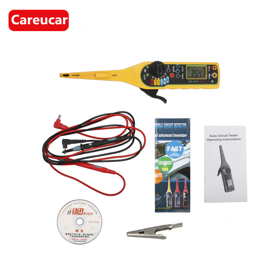 Automotive Electric Circuit Tester Free Shipping From Reliable Tester