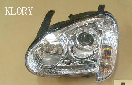 4121500XP00XA Left combination headlight assembly (ESC) FOR GREAT WALL WINGLE right combination headlight assembly for lifan s4121200