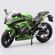 1/12 automaxx 2013 Kawasaki Ninja 250R SE 300 race scale Motorcycle toy sports bike Diecasts & Toy Vehicles models toys Replicas