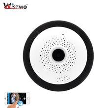 Wistino WIFI IP Camera Fisheye 960P Panoramic Baby Monitor Wireless Mini 360 Degree CCTV Camera 3D VR Video Cam Surveillance